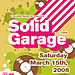 Solid Garage Returns @ Andy Poolhall