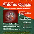 Solid Garage Afro Latin Party w/ Antonio Ocasio