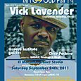 Solid Garage Afro Soul Party w/ Vick Lavender