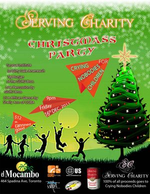 ServingCharityFlyer
