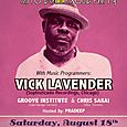 Solid Garage Afro Latin Soul Party w/Vick Lavender