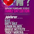 Do You ♥ HOUSE? Family Day Edition (Sun Feb 19th)