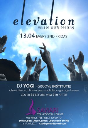 Elevationposter