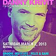 Solid Garage / Garage 416 party w/ Danny Krivit