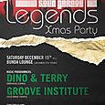 Solid Garage Legends Xmas Party (Sat Dec 15th)