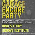 Solid Garage Encore Party