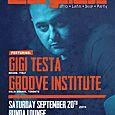 Solid Garage w/ Gigi Testa (Italy) & Groove Institute