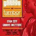 Solid Garage Tambor 2014 Party (Sat Oct 18th)
