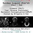 Caribana House Party (Longweekend Sun Aug 2nd)