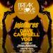 Break For Love Returns w/ Jojoflores, Dave Campbell & Yogi (Sun Sept 4th @ Cube)