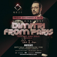 Dimitri From Paris & Brighter Days w/ Jason Palma, Dirty Dale & Yogi (Fri Dec 2nd @ Nest & The Den)