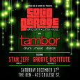 Solid Garage Tambor Party (Sat Dec 17th)