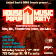 House Music Pop Up Party (Sat Feb 11th @ Revival Bar Basement)
