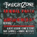 Twilight Zone Tribute Party 2017 (Sat Oct 14th at Revival)