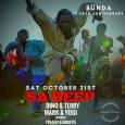 SA Deep & Bunda Lounge 7yr Anniversary