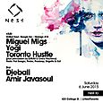 The Return of Miguel Migs (Sat June 6th)