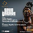 Solid Garage w/ Gigi Testa & Groove Institute (Sat Sept 26th)