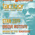 Solid Garage Tambor Party 2015 w/ Stan Zeff & Groove Institute (Sat Oct 17th)