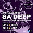 SA Deep Party (Sat Dec 5th)