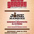 Solid Garage w/ Jose Marquez (Sat June 18th)