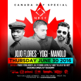 Canada Day House Party w/ Jojoflores, Yogi & Manolo (Thurs June 30th @ Nest)