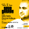 Solid Garage w/ Gigi Testa (Italy) & Groove Institute