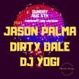 Caribana House Party w/ Jason Palma, Dirty Dale & Yogi (Sun Aug 5th)