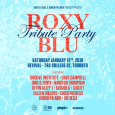 Roxy Blu Tribute Party 2019