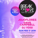 Break For Love Family Long Weekend Edition (Sun Feb 17th)