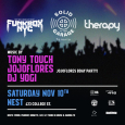 Funkbox NYC x Solid Garage x Therapy w/ Tony Touch, Jojoflores & DJ Yogi (Sat Nov 10th)