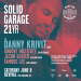 Solid Garage 21 Yr Party w/ Danny Krivit (Sat June 8th @ Revival)