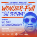DJ Spinna | Wonder-Full Party (Sat April 13th)