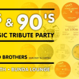 The 80's & 90's House Music Tribute Party (Sun Aug 4th)