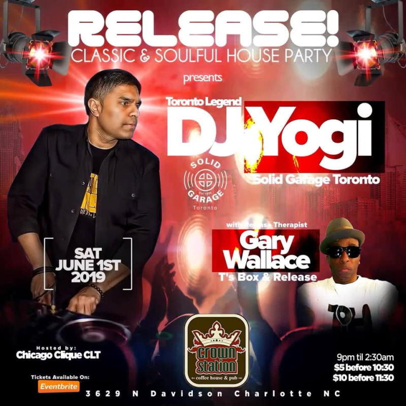 ReleaseParty NC