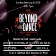 Beyond The Dance (Sunday Afternoon Party) **Free at Remix Lounge