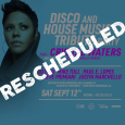 Disco & House Tribute Party w/ Crystal Waters Live (Rescheduled)