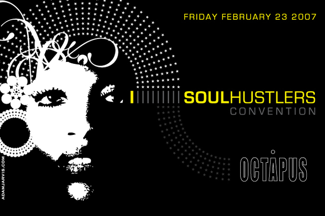 Soul Hustlers Convention