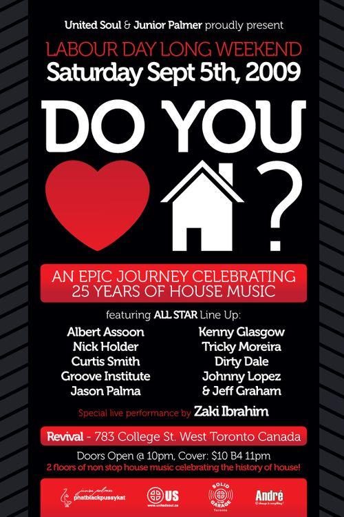 Do You ♥ House?
