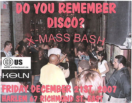 Do You Remember Disco? V.5
